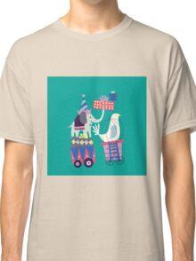 Fun Circus Elephant Classic T-Shirt