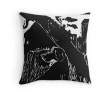 Max Throw Pillow
