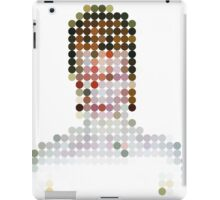 David Bowie Aladdin Sane Dots  iPad Case/Skin