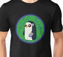 Cyborg Gunter: Programed for evil Unisex T-Shirt