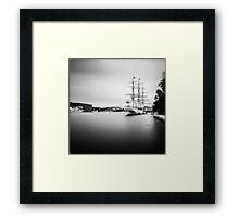 Af Chapman Stockholm Framed Print