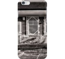 Fairlop Tube Station iPhone Case/Skin