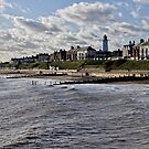 Southwold in November by Karen  Betts