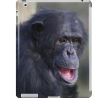Humoured Chimp iPad Case/Skin