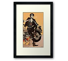 Professor Sycamore (very cool) Framed Print