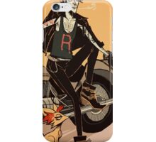Professor Sycamore (very cool) iPhone Case/Skin