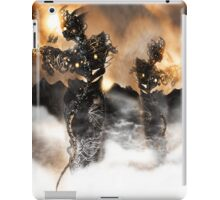 Mechanised Desert wanderers [Digital Figure Illustration] Version 2 iPad Case/Skin