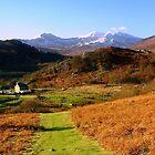 Snowdon Horseshoe by Derek Fogg