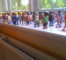 toy soldiers by nlbnlb