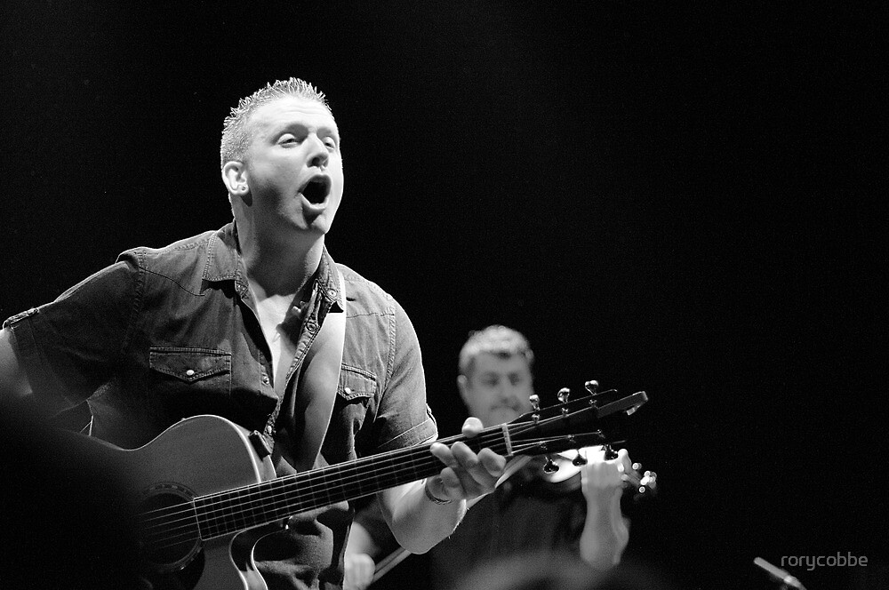 Damien Dempsey by rorycobbe