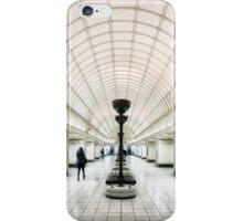 Gants Hill Tube Station iPhone Case/Skin