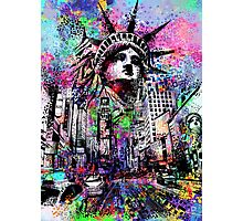 New york new york Photographic Print