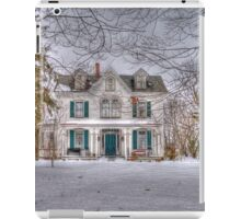 Carriage and House iPad Case/Skin