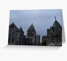 Solve This Puzzle: Where Did I Shoot This Image? Greeting Card