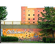 Oklahoma! Photographic Print