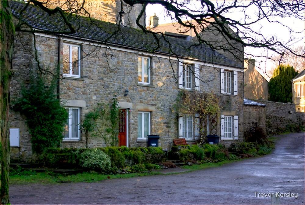 West Burton Cottages by Trevor Kersley