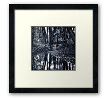 The Woodlands Framed Print