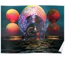 Wormhole Physics Abstract Poster