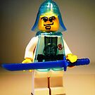 Ching Dynasty Chinese Warrior Custom Minifig by Customize My Minifig