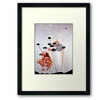 """""""Vegetation"""" Framed Print"""