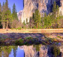 El Capitan, Yosemite by Justin Baer