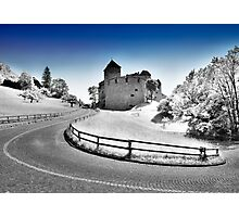 The Castle of Lichtenstein  Photographic Print