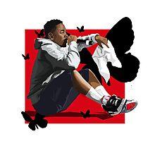 Kendrick Lamar Photographic Print