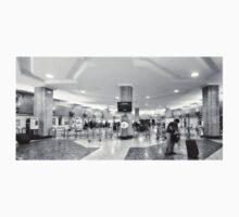 Heathrow Terminal 4 Tube Station Baby Tee