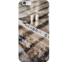 Hendon Central Tube Station iPhone Case/Skin