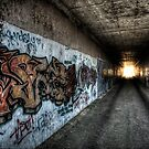 Graffiti in HDR by shutterjunkie