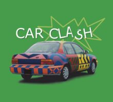 Car Clash by Eric Cook