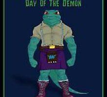 Dia del Demonio: Lucian by johnny jenkins