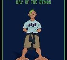 Dia del Demonio: Moffet by johnny jenkins