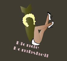 Blonde Bombshell Pinup Unisex T-Shirt