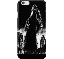 godzil tshirt iPhone Case/Skin