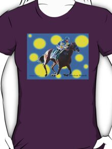 American Pharoah, Triple Crown & Colors T-Shirt