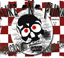puke and punk by URBANRATS