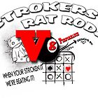 strokers ad art by URBANRATS
