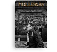 Holloway Road Tube Station Canvas Print