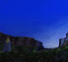 Wizard's Walk by kenmo