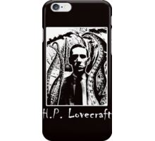H.P. Lovecraft T-Shirt. iPhone Case/Skin