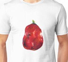 Big Red Apple Unisex T-Shirt