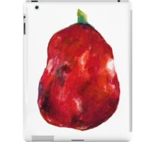 Big Red Apple iPad Case/Skin