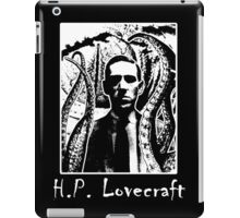 H.P. Lovecraft T-Shirt. iPad Case/Skin