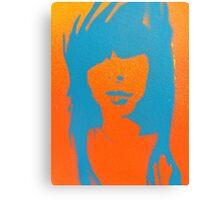 Shady Lady #5 Canvas Print