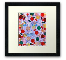Multi-Colored Possibilities Framed Print
