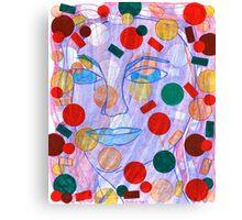 Multi-Colored Possibilities Canvas Print