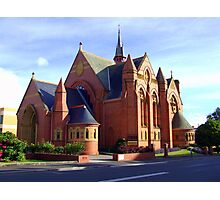 Holy Trinity Anglican Church 2 Photographic Print