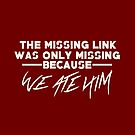 Missing link by Laura Spencer