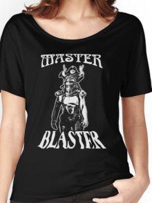 Master Blaster T-Shirt Women's Relaxed Fit T-Shirt